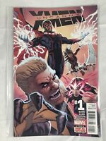 Uncanny X-Men No. 1 March 2016 Marvel Comics Bunn Land Leisten Woodward