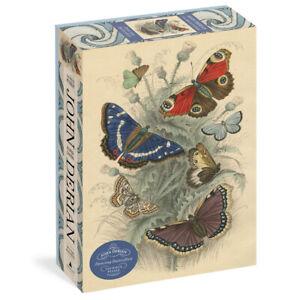 John Derian Dancing Butterflies 750 Piece Jigsaw Puzzle