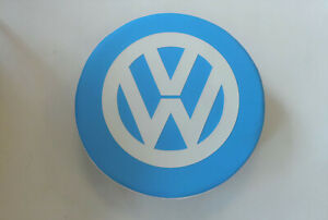 Madmatz Quality Volkswagen VW T2 BAY Window Spare Wheel cover Blue Bay
