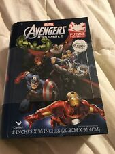 Marvel Avengers Assemble 160 Piece Puzzle in a Storybook Box New