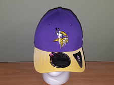 Minnesota Vikings Purple and Yellow New Era S/M NFL Hat New