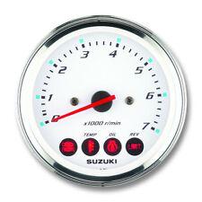 "Suzuki Outboard 4"" Tachometer Gauge 34200-93J14"