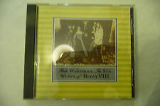 "RICK WAKEMAN""THE SIX WIVES OF HENRY VIII-CD AM Ger"""