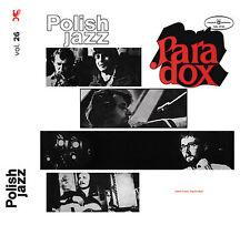CD PARADOX Drifting Feather  / Polish Jazz vol. 26 / remastered 2016