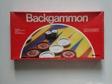 Vintage 1979 Pressman Backgammon Board Game New in Box and sealed