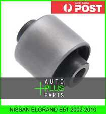Fits NISSAN ELGRAND E51 2002-2010 - Rubber Bush Diff Differential Mount Mounting