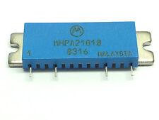 "10W+ RF Modulo POWER AMP ""mhpa 21010"" 2110MHZ-2170MHZ Motorola"