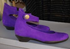 Arche Foghal Viola Low Heeled Shoe With Ankle Strap