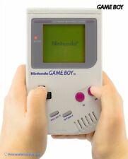 Nintendo GameBoy - Konsole #grau Classic 1989 DMG-01