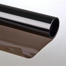 Sonnenschutzfolie 75 x 300cm Selbstklebend Fensterfolie braun