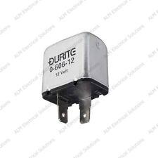 12V Popple Type Flasher Unit - 2 x 21W - Durite - 0-606-12