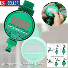Home Garden Automatic Drip Irrigation Timer Micro Sprinkler Watering Controller