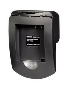 Adapterplatte DELTA BASE P/V HAMA 81261 für PANASONIC DMW-BCE10 Kamera Akku NEU