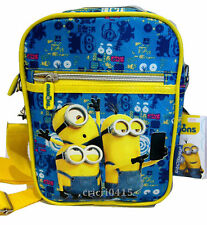Borsa/Tracolla -MINIONS BOB -ILLUMINATION ENTERTAINMENT- Novità