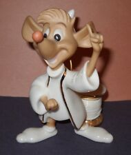 LENOX DISNEY SHOWCASE JAQ the MOUSE LIMITED EDITION MINT