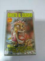 Directo al Cerebro Lo + Dance Techno House - Cinta Cassette Nueva