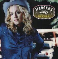 MADONNA MUSIC CD NEW