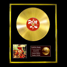More details for oasis dig out your soul cd gold disc vinyl record  free shipping to u.k.