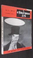 Revista Dibujada Cinema N º 11 Mai 1956 ABE