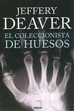 El coleccionista de huesos. NUEVO. Nacional URGENTE/Internac. económico. NARRATI