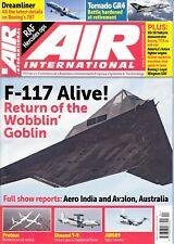 Air International,April 2019, Vol.96 No.4, F-117 Alive!