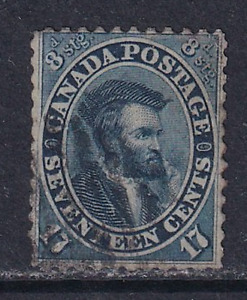 Canada First Pence Issue #19  Used  HICV  No Hidden Faults