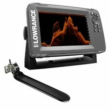 "Lowrance HOOK2-7x GPS Fishfinder 7"" Screen TripleShot Transducer 000-14022-001"