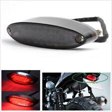 12V 28 LED Motorcycle E-Bike Brake Stop Running Tail Light License Plate Lights