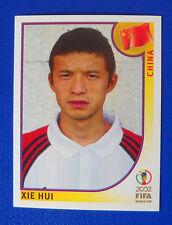 FIGURINA PANINI WORLD CUP KOREA/JAPAN 2002 - N.222 - XIE HUI - CHINA - new