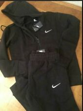 Men's Nike Classic Full Zip Hoodie and Fleece Pants Sets