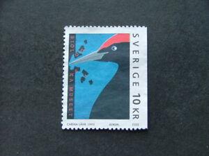 Sweden 2003 Europa Poster Art 10k Multicoloured SG2266 MNG