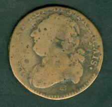 MONNAIE LOUIS XVI   12 DENIERS 1792 BB TYPE FRANCAIS  B/TB    N° 392