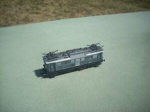 HO Roco Electric Locomotive #E44 106 GRAY Color