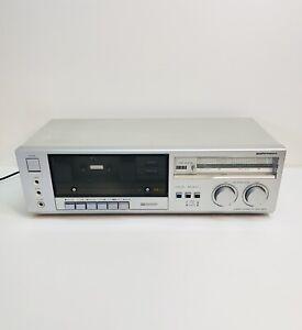 Vintage Sears Proformance (564.93261251) Stereo Cassette Tape Deck (Works!)