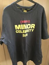 Plain Lazy Minor Celebrity T Shirt XL (44 Chest)