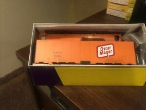 Pacific Rail Shops No.2318.3Steel Ice Reefer Union Refrigerator Transit Lines