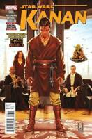 STAR WARS KANAN THE LAST PADAWAN #8 MARVEL COMICS COVER A 1ST PRINT