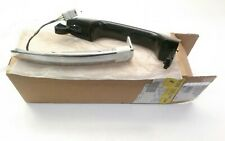 GM outside handle chrome left right front exterior door OEM 13593749