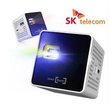 SK SMARTBEAM Silver Portable Mini Beam Projecter DLP LED For Smartphone PCPad