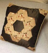 Silk Patchwork Square Decorative Cushions