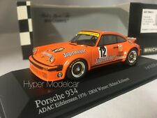 MINICHAMPS 1/43 PORSCHE 934 #12 WINNER DRM 1976 ART. 400766412
