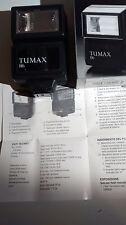 Lampeggiatore Flash TUMAX NUOVO  numero guida 16 - Manuale mod.116