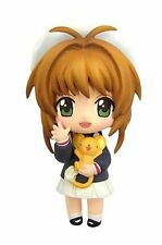 Card Captor Sakura 3'' School Uniform Sakura Trading Figure NEW