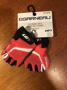 Louis Garneau Biogel Rx-v Womens Cycling Gloves Size Large L
