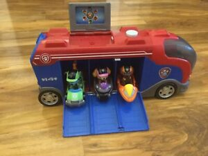 Paw Patrol Mission Cruiser Bundle  With Sounds