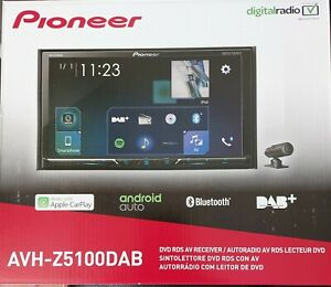 Pioneer AVH-Z5100DAB