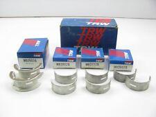 TRW MS2518G Main Bearings - STANDARD SIZE- 1960-1975 Ford Mercury 144 170 200 I6