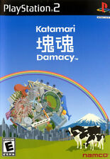 "katamari damacy <ne translation=""$prodspec"" entity=""ps2"">$prodspec</ne> new playstation <ne translation=""$num"" entity=""2"">$num</ne>"