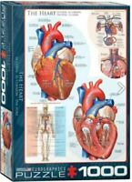 Eurographics Puzzle 1000 Piece Jigsaw Puzzle - The Heart EG60000257