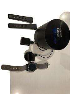 Samsung Galaxy Gear S3 Frontier SM-R760 46mm READ DESCRIPTION